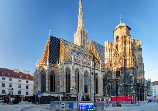 St. Stephansdom, Wien