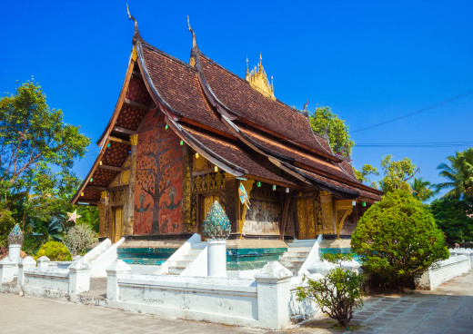 Tempel Golden City, Wat Xieng Thong