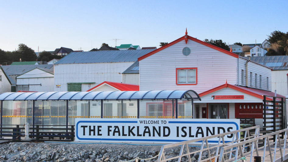 Falkland Islands, Stanley