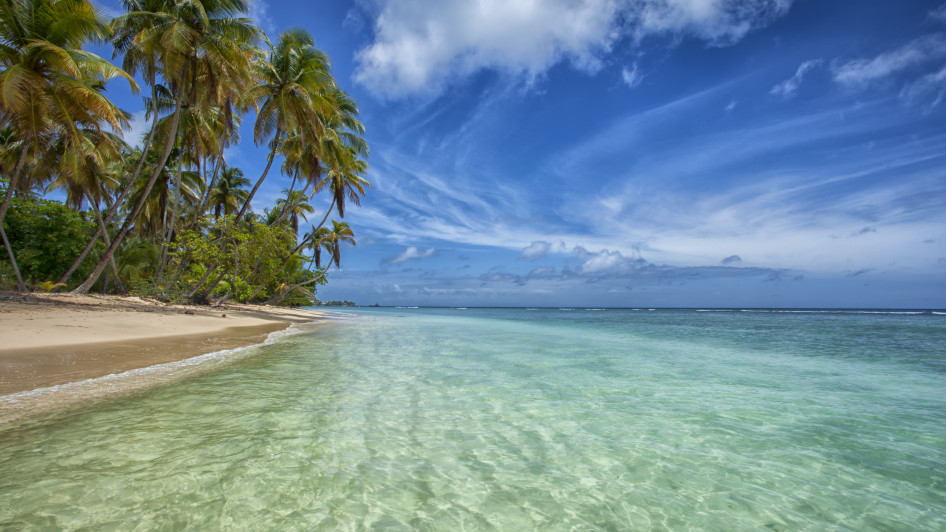 Pigeon Point Beach, Tobago