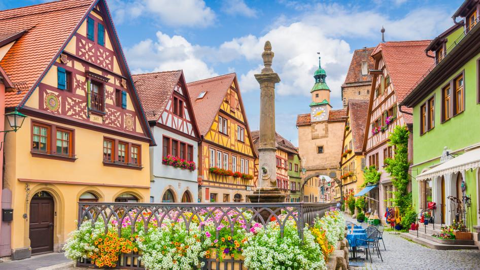 Wetter Rothenburg Od Tauber