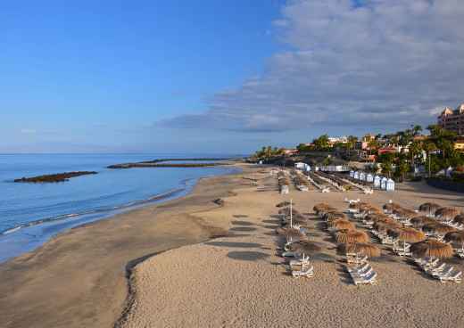 Playa del Duque, Teneriffa