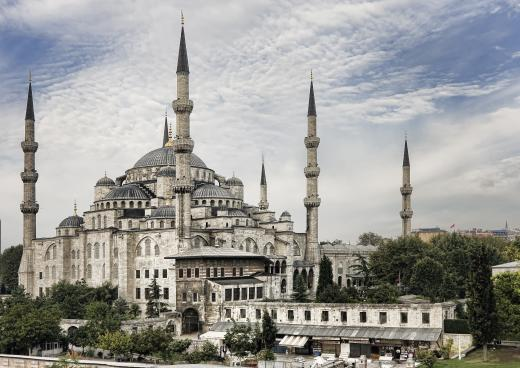 Sultan Ahmed / Blaue Moschee, Istanbul