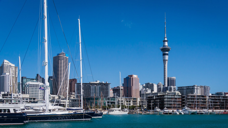 Waterfront, Auckland, Nordinsel