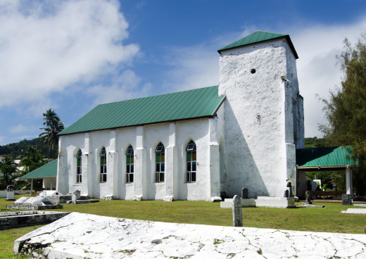Cook Island Christian Church (CICC), Arorangi