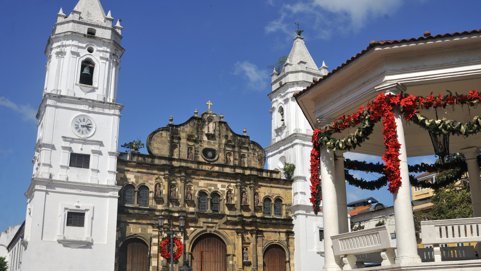 Kathedrale de Panama City
