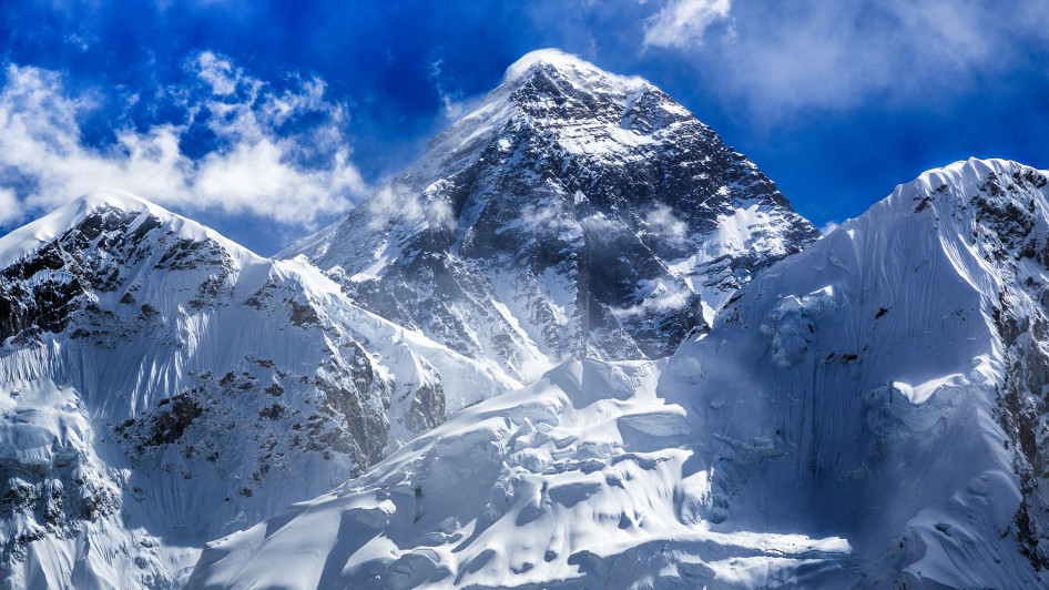 Mount Everest, Sagarmatha Nationalpark