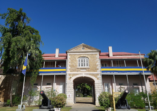 Barbados Museum & Historical Society, Bridgetown