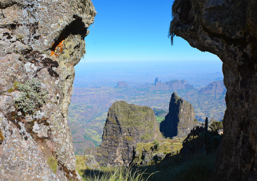 Simien Mountains Nationalpark, Semien