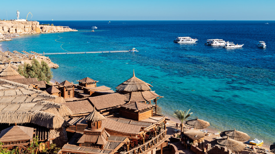 Strand Oasis Beach Resort Sharm el Sheikh/Sinai