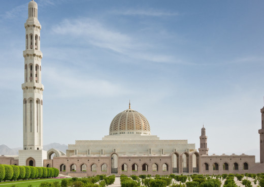 Sultan-Qabus-Moschee, Muscat