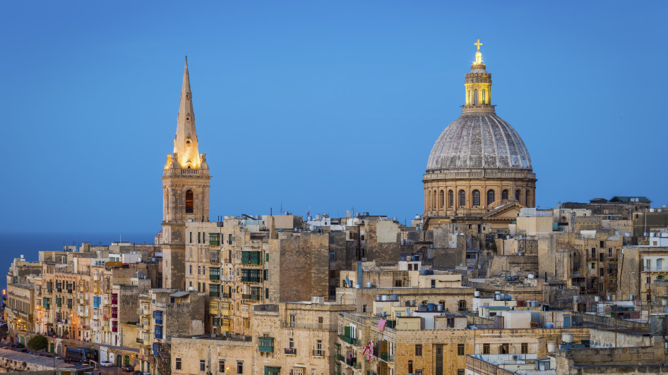 St. Paul's Anglican Kathedrale, Valletta