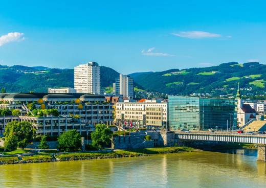 ARS Electronica Center, Linz, Oberösterreich