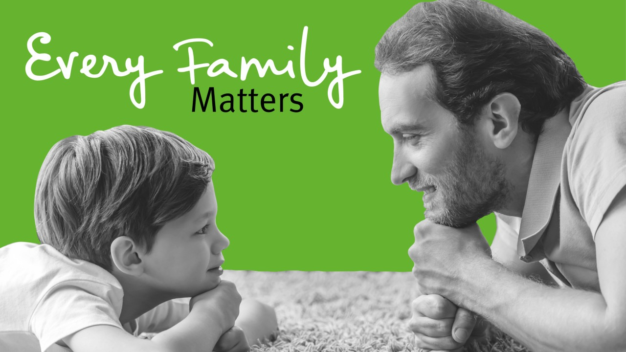 Every Family Matters – supporting your child's mental wellbeing