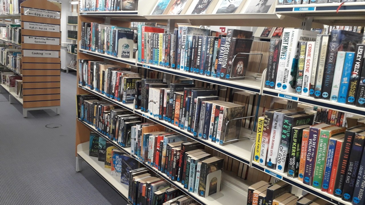 Full steam ahead for the new library management system