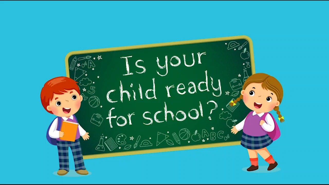 Is your little one ready for school?