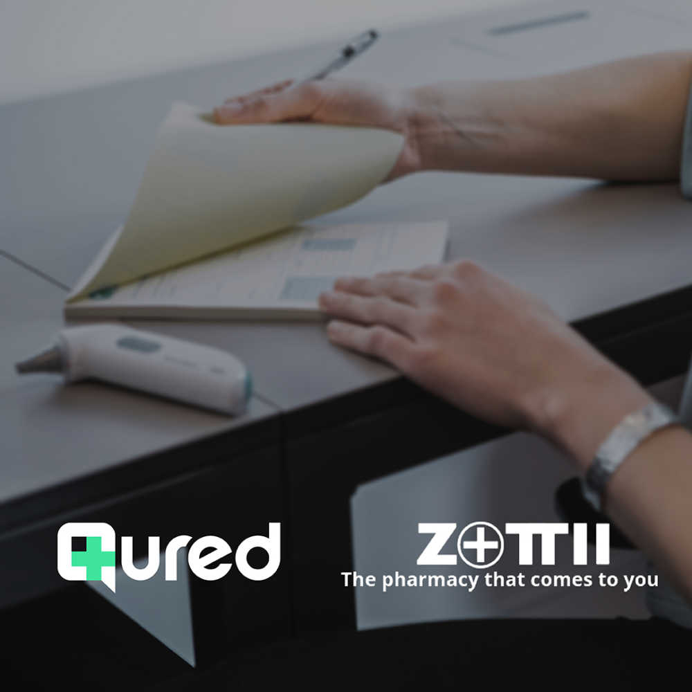 Prescriptions delivered to your door through Zottii