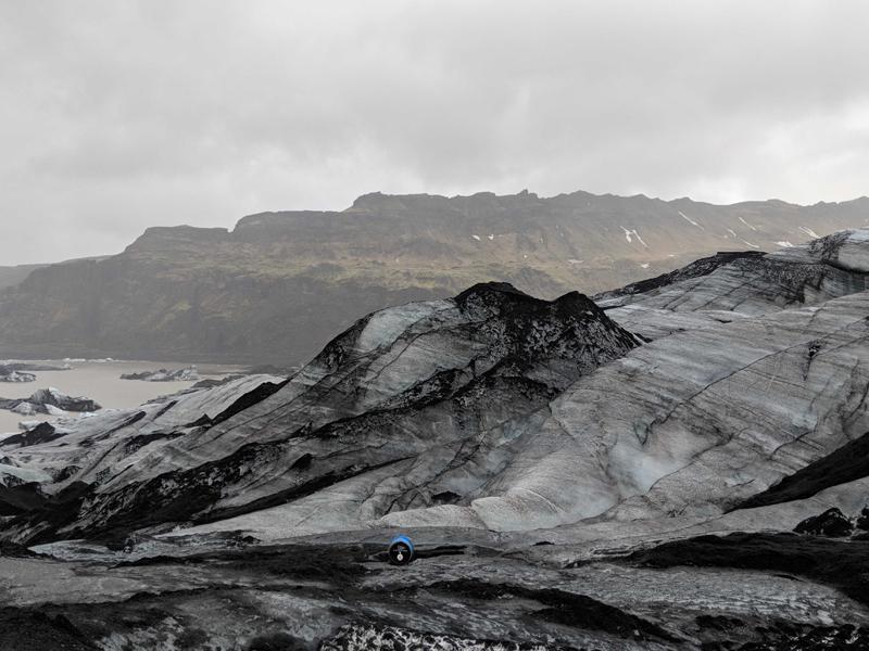 A nice landscape shot of Iceland