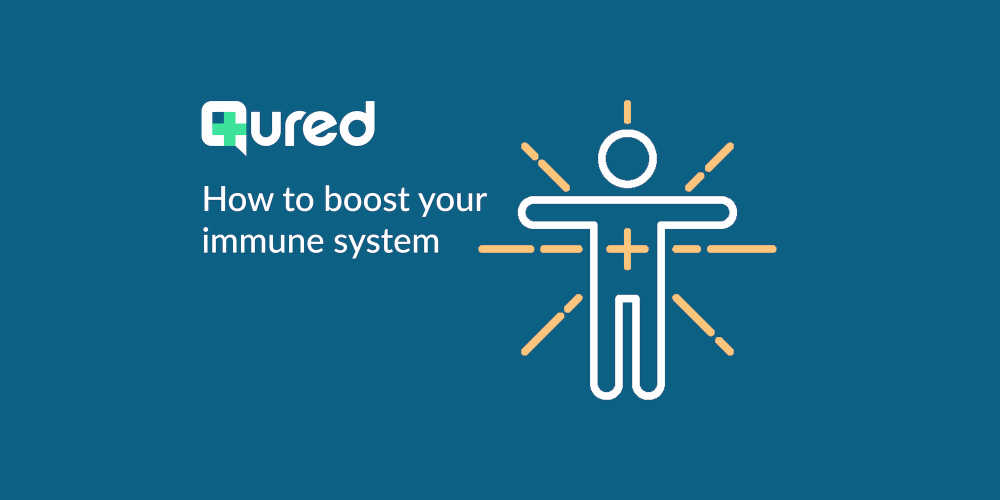 How to boost your immune system during Covid-19 and the winter months