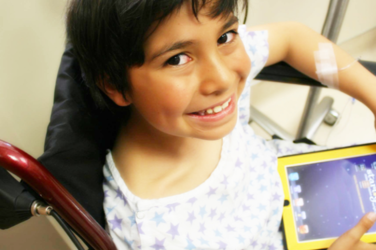 Starlight Tablets put the power of technology in kids' hands (2014).
