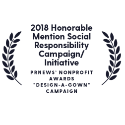 2018 Honorable mention social responsibility campaign/initiative