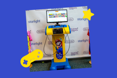 Starlight Nintendo Gaming Station