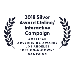 2018 Silver Award Online/Interactive Campaign