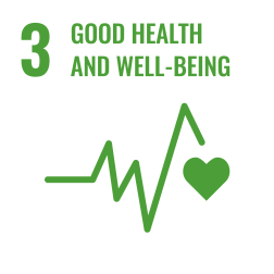 Good health and well-being logo