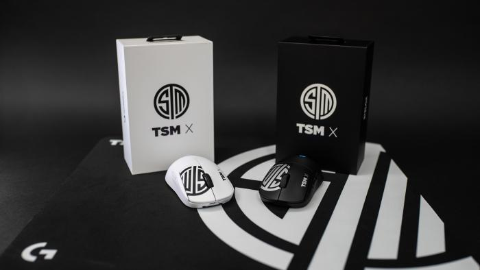 Blog > TSM X Logitech Mice Image