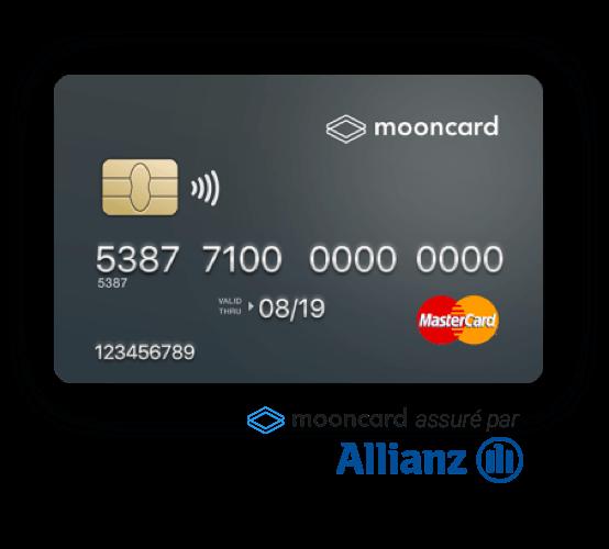 Carte De Paiement Black.La Carte De Paiement Qui Supprime Les Notes De Frais Mooncard