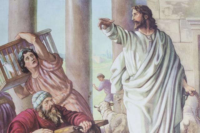 Évangile du jour avec Luisa Picaretta et Maria Valtorta - Page 3 Deuxieme-purification-du-temple