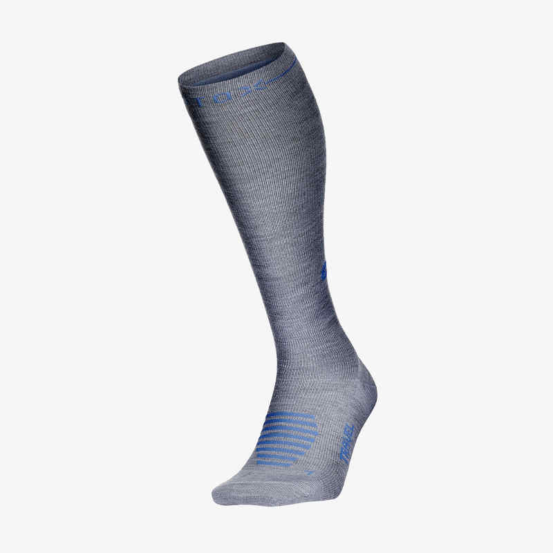 Travel Socks Grey Women F