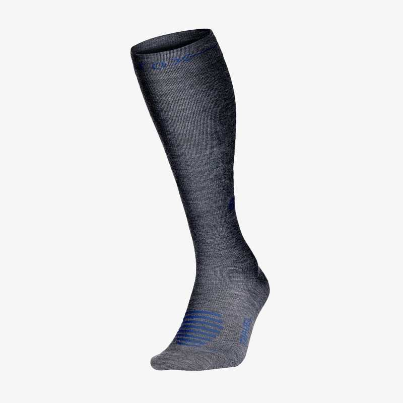 Travel Socks Men Grey_Blue (F)