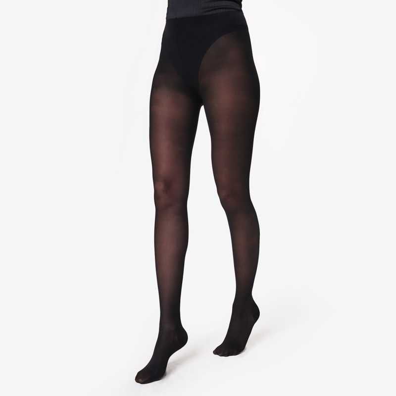 Pantyhose Women Black 3-min