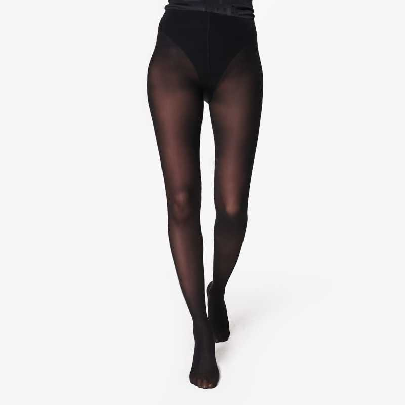 Pantyhose Women Black 2-min