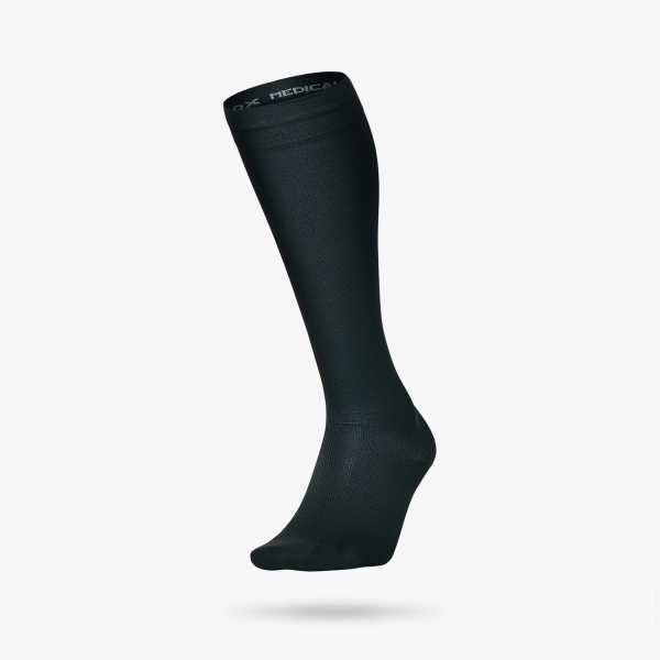 Medical Socks Unisex - Black