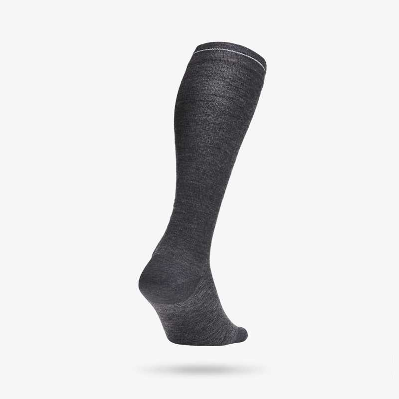 Daily Merino - Men - Dark grey / White - 3