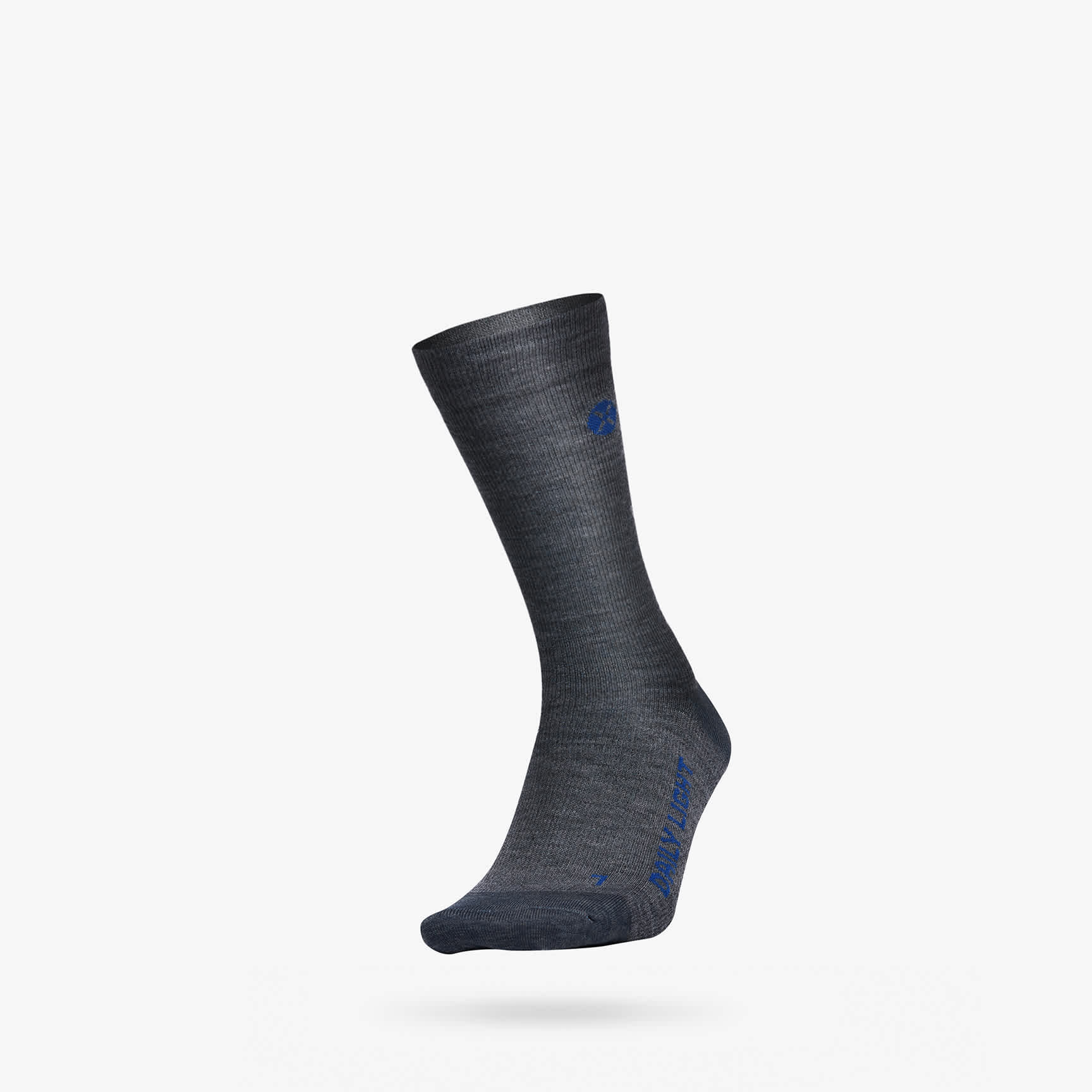Daily Light Socks Men Mid Grey 1