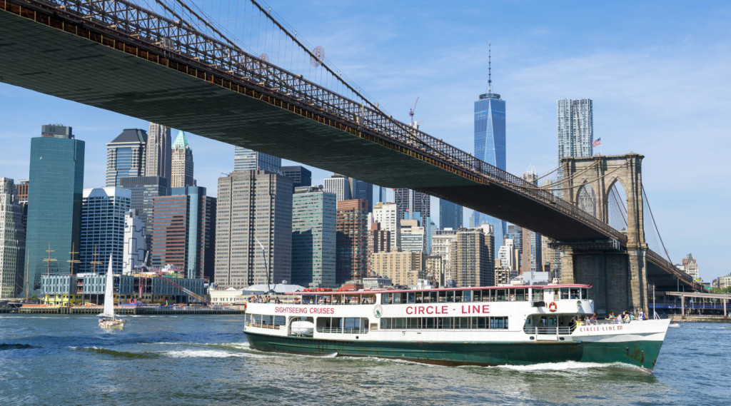 Best of NYC: Daily Complete Manhattan Cruise | See All of