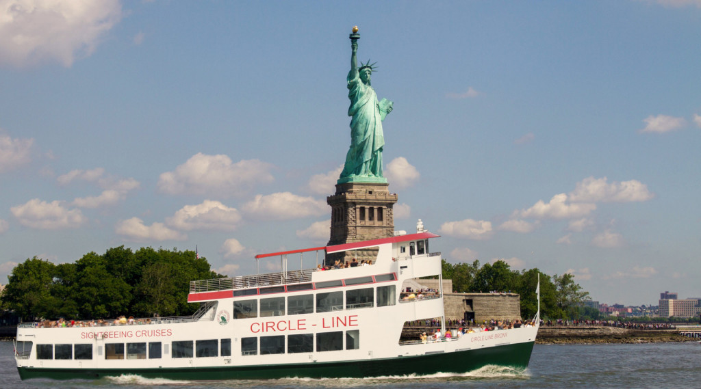 Statue Of Liberty Cruise from Midtown NYC | Circle Line