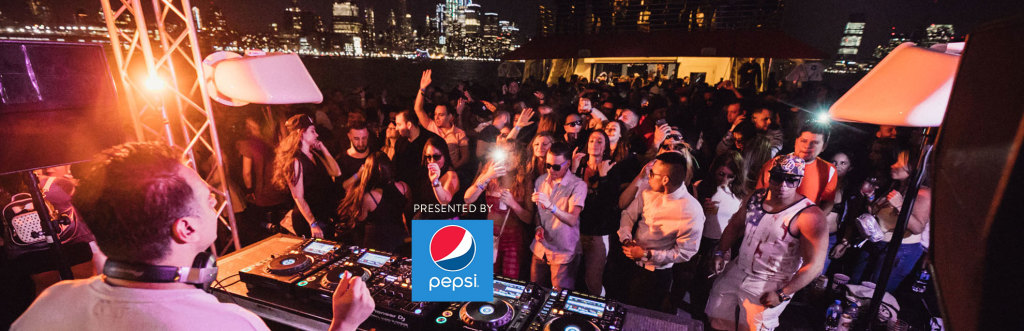 Summer DJ Series: NYC's Hottest Outdoor Dance Party | Live DJs On