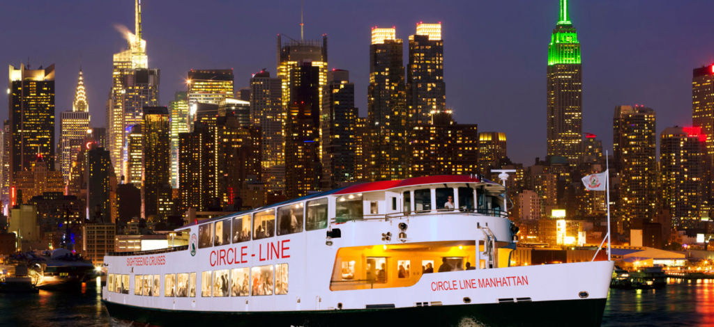 Harbor Lights: Daily Sunset Skyline Tours Of NYC | Circle