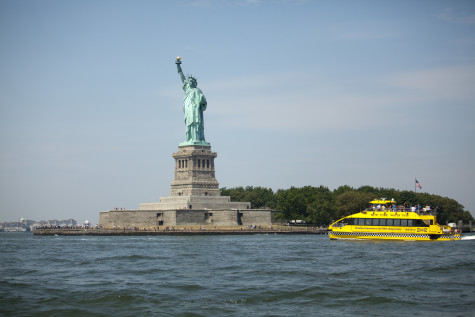 Statue of Liberty Express (winter)