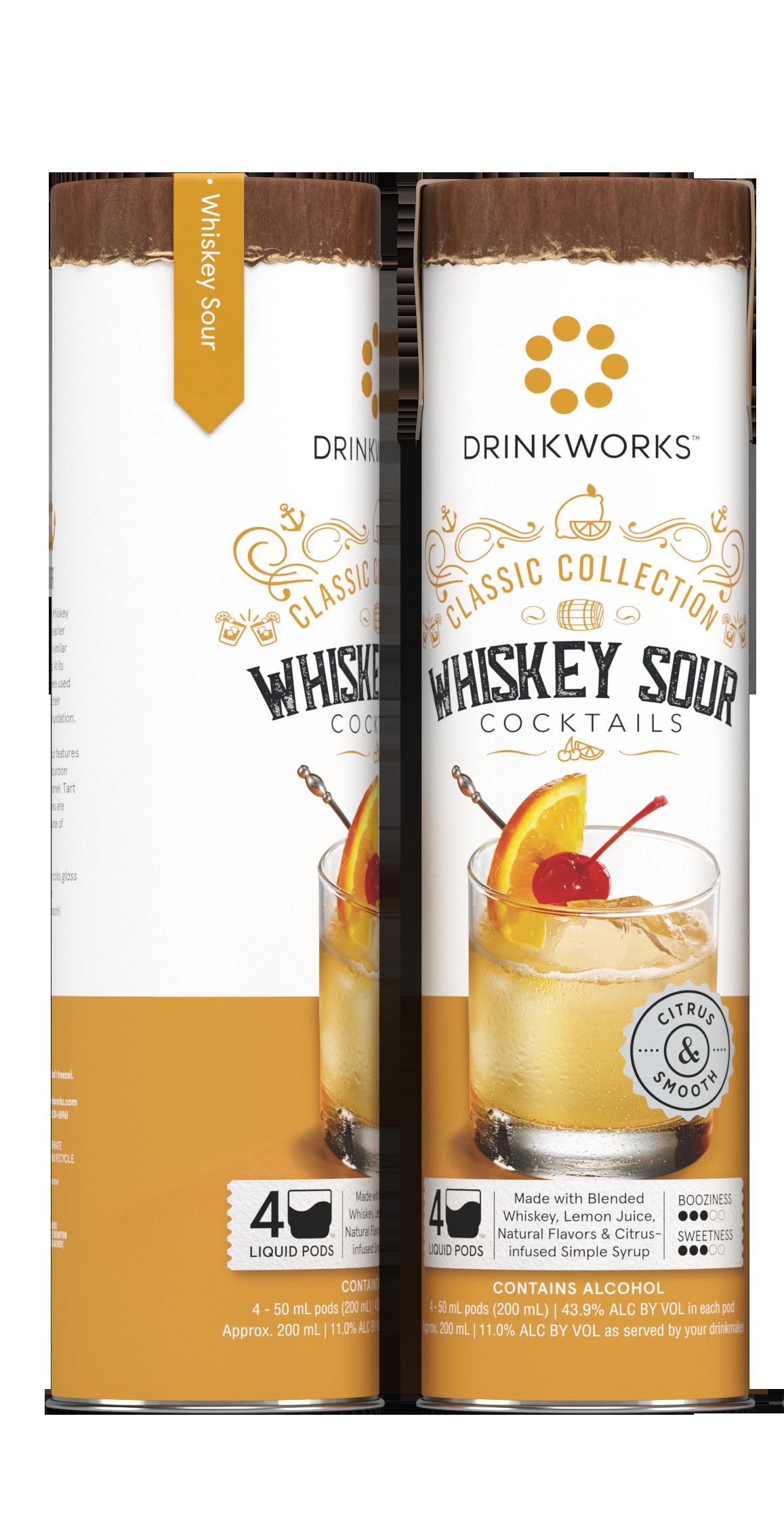 Drinkworks — FAQ