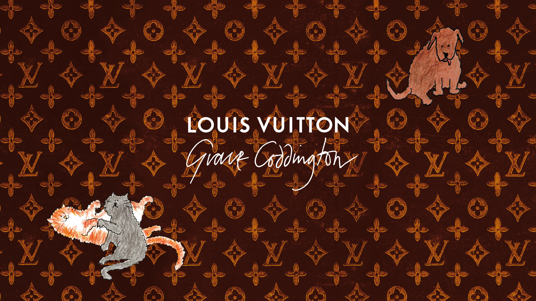 Louis Vuitton – Grace Coddington