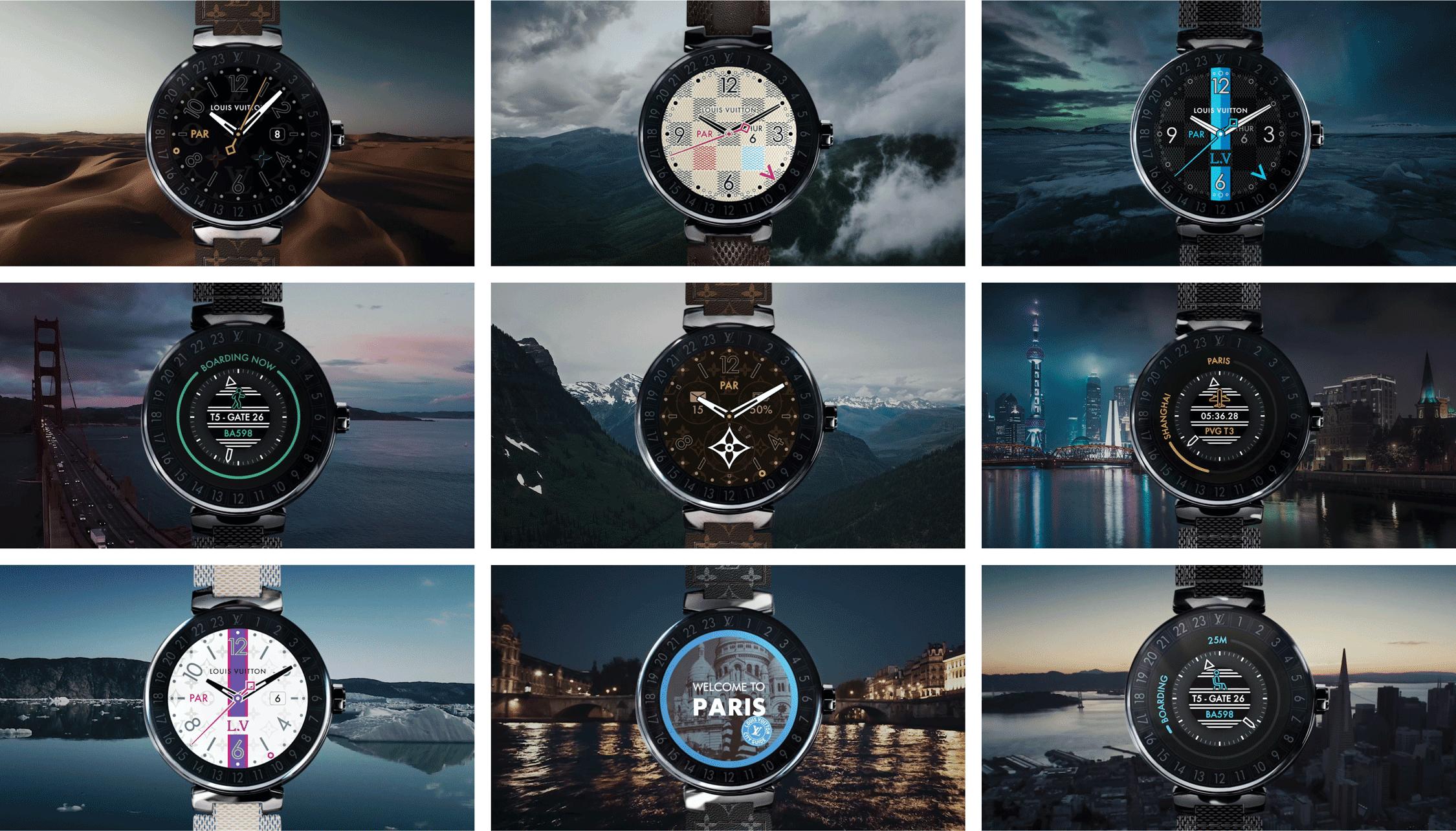 Louis Vuitton – Tambour Horizon
