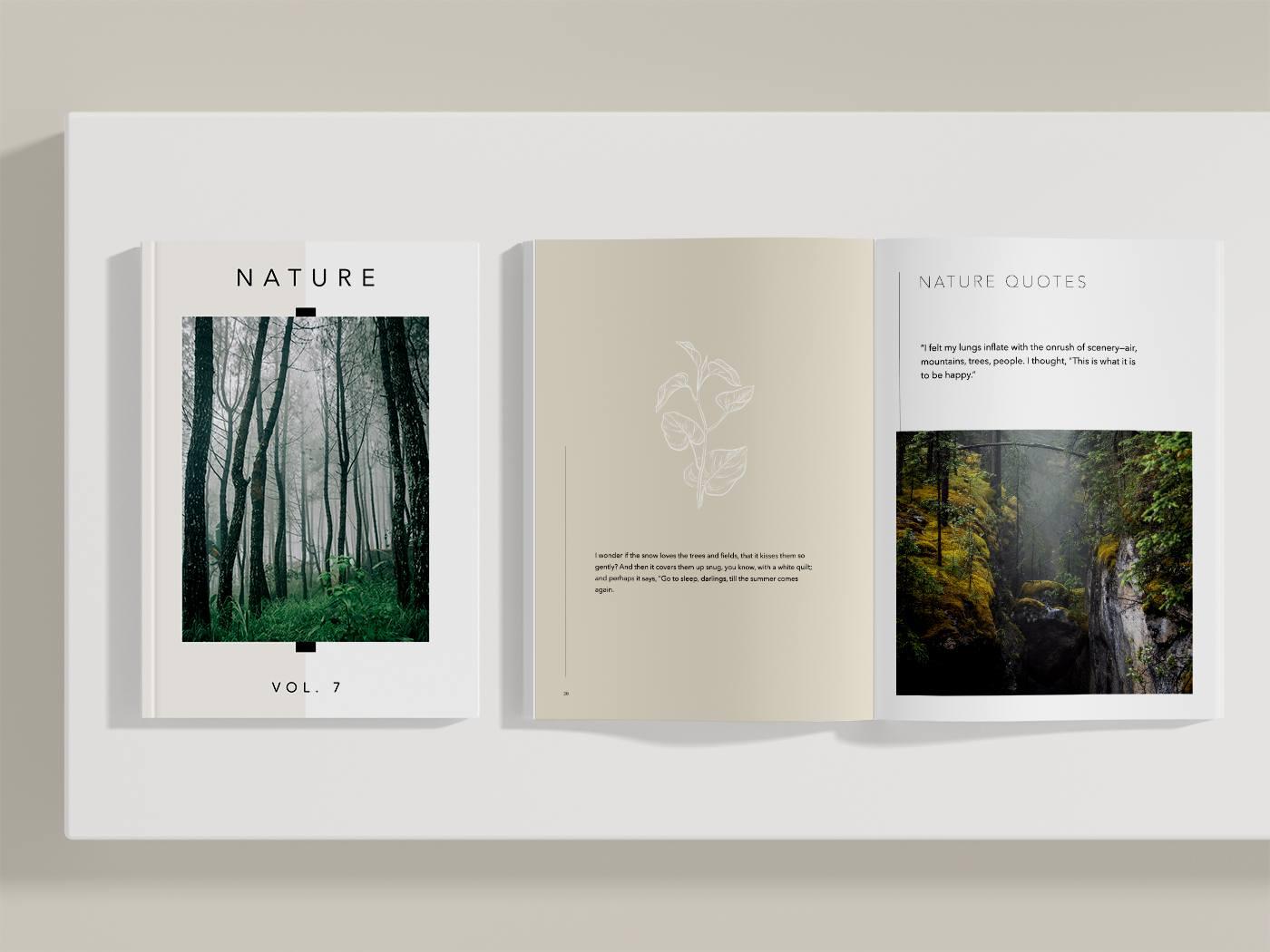 Nature Magazine 2
