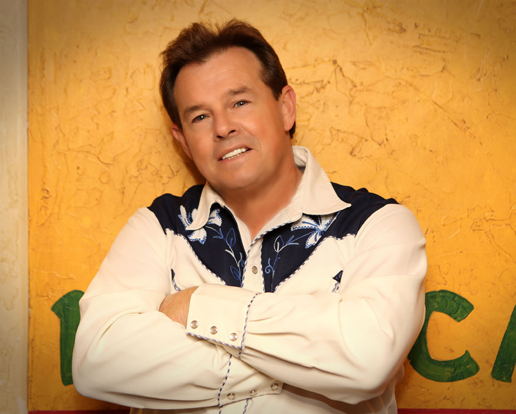 Sammy Kershaw portrait