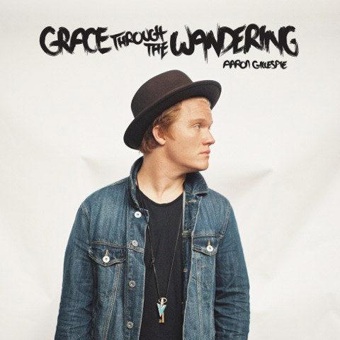 Aaron Gillespie with hat and jean jacket