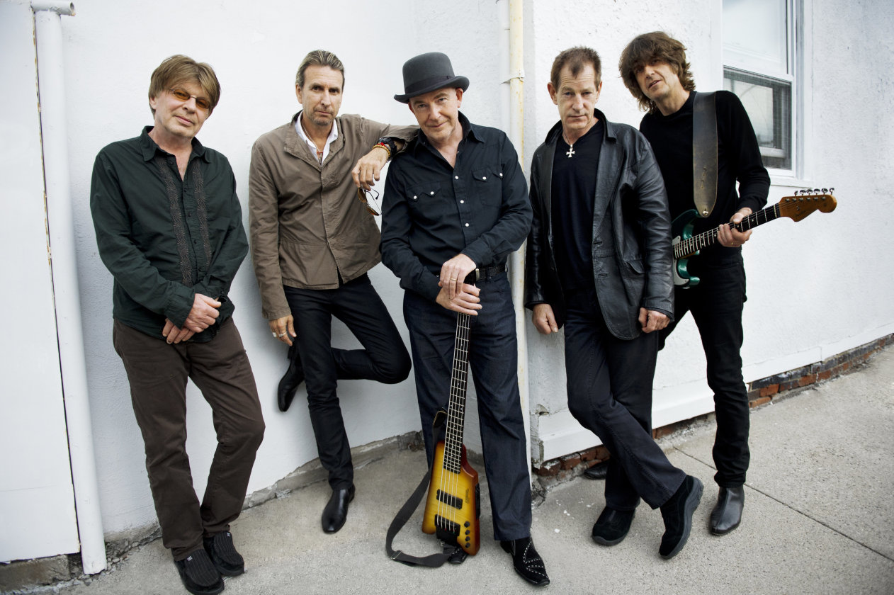 The Fixx band photo